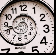 reloj al pasado