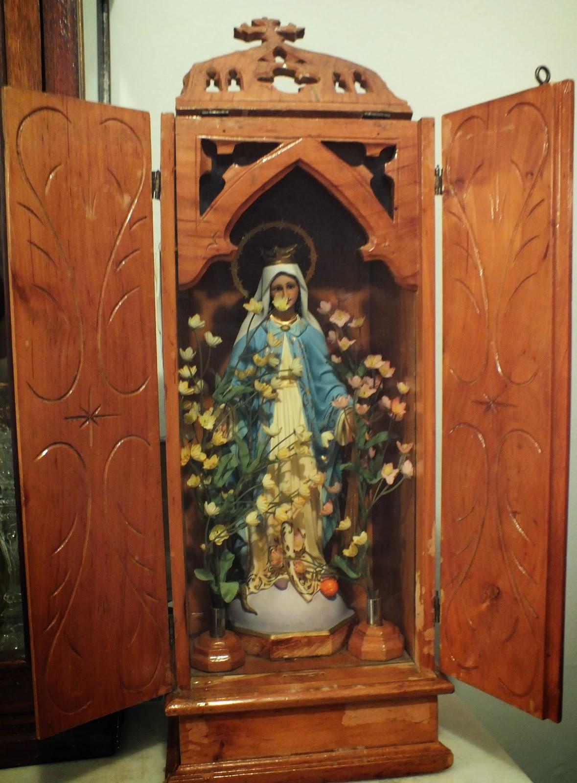 Virgen peregrina II