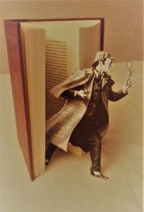 Sherlock Holmes foto Eloy